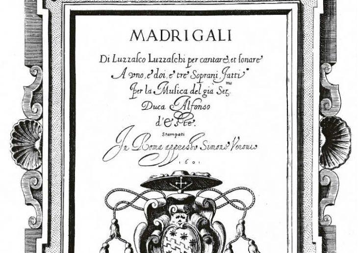 madrigaux-luzzaschi