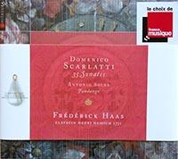 Coffret 3 disques Scarlatti