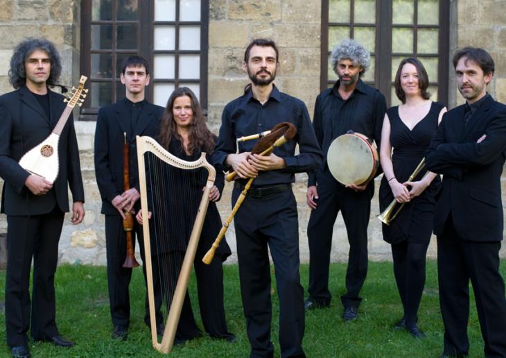 Les Musiciens de Saint-Julien