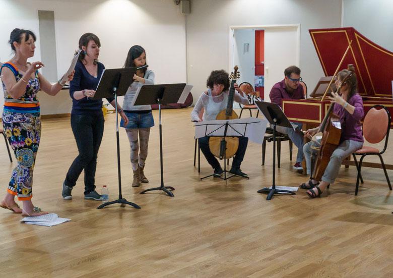 Académie de musique baroque de Lanvellec