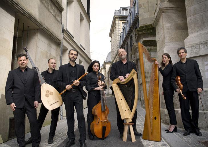 Les Musiciens de Saint Julien Festival de Lanvellec et du Trégor