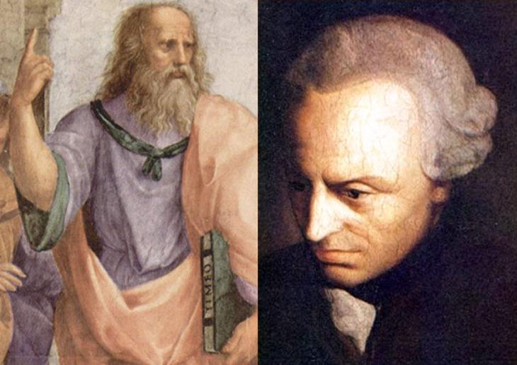 Platon Kant