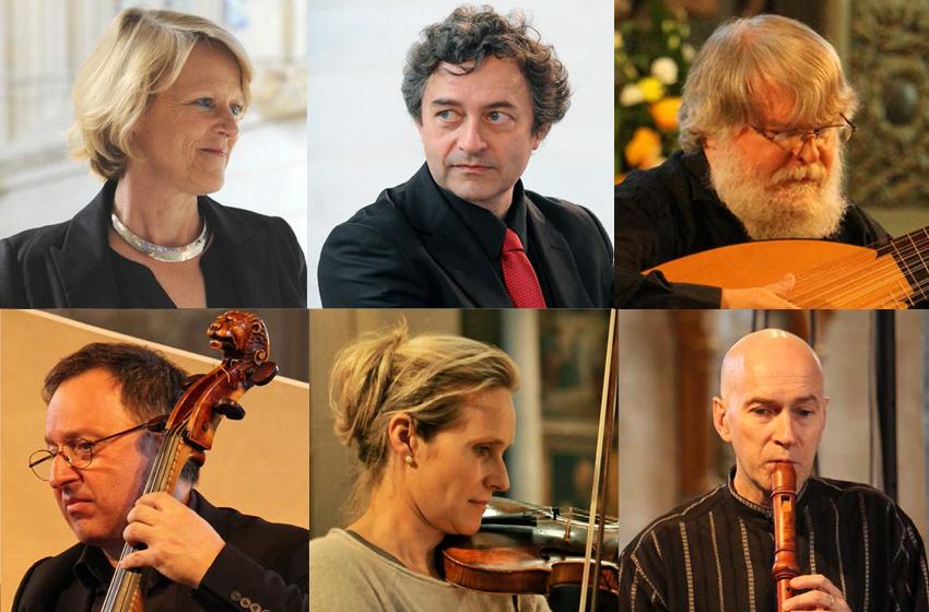 Académie de Musique Baroque de Lanvellec 2019