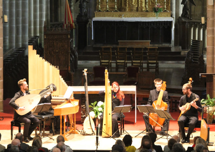 Concert Scherzi Musicali automne 2018 RIMAT Lanvellec