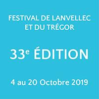 Festival de Lanvellec et du Trégor 33e édition 4 au 20 octobre 2019 RIMAT