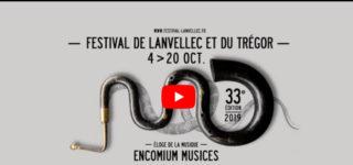 teaser du 33e Festival de Lanvellec et du Trégor