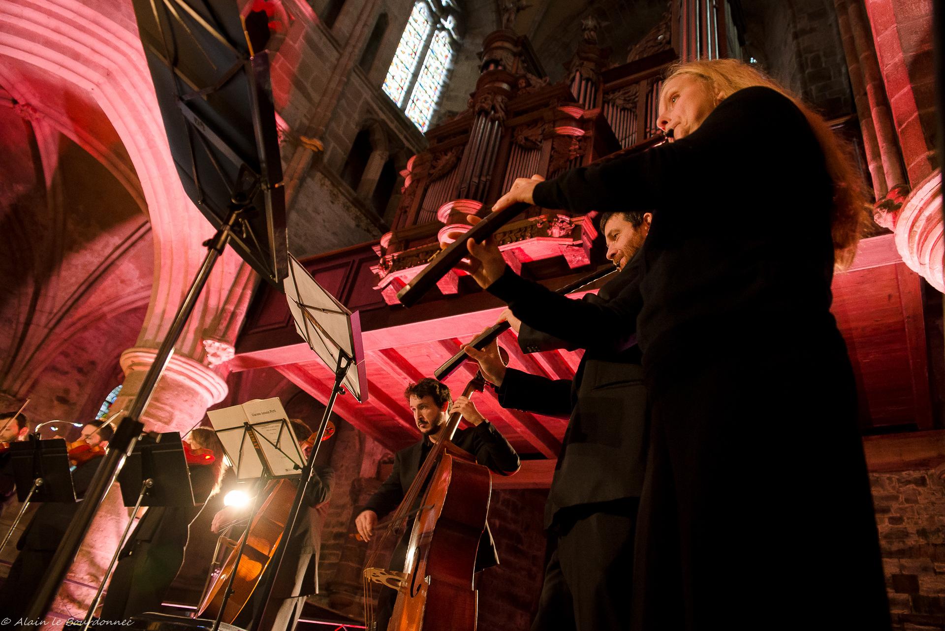 Concert de Clôture, Concerto soave