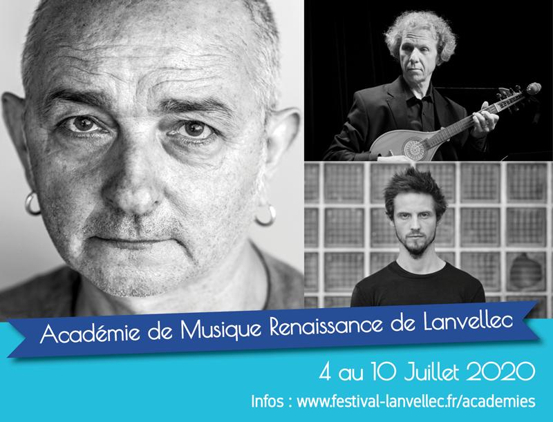 Académie de musique Renaissance de Lanvellec 2020